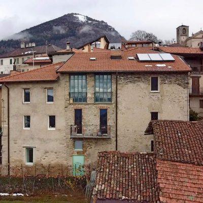Ristrutturazione, Breno, 2019