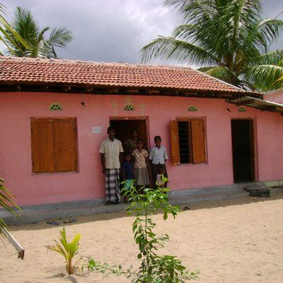 Ricostruzione villaggi, Sri Lanka, 2006-2012